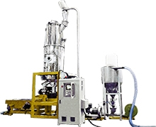 PET CRYSTALLIZING SYSTEM