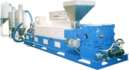 PVC COMPOUND EXTRUSION-PELLETIZING LINE