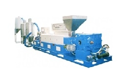EPS/EPE/PVC/CACO3 Plastic Compound Pelletizing Line