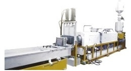PET MULTI VACUUM EXTRUSION-PELLETIZING LINE SERIES