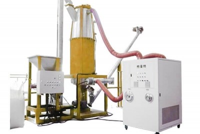 DEHUMIDIFYING & DRYING SYSTEM