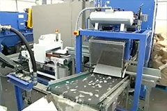 NIR OPTICAL SORTING SYSTEM
