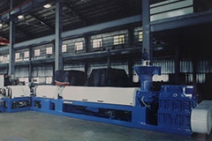 Plastic Pelletizing Extrusion Line for ABS/NYLON/PA/PS Recycling